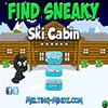 Find Sneaky Ski Cabin