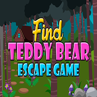 Find Teddy Bear Escape Game MeenaGames