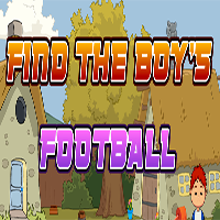 Find The Boys Football EscapeGamesDaily