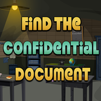 Find The Confidential Document ENAGames