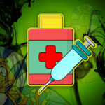 Find The Zombies Recovery Medicine Games2Jolly