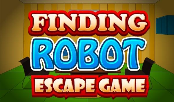 Finding Robot Escape MeenaGames