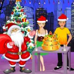 Finding The Christmas Cake BigEscapeGames