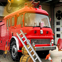 Fire Engine Room Escape YolkGames