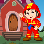 Fireman Rescue Games4King