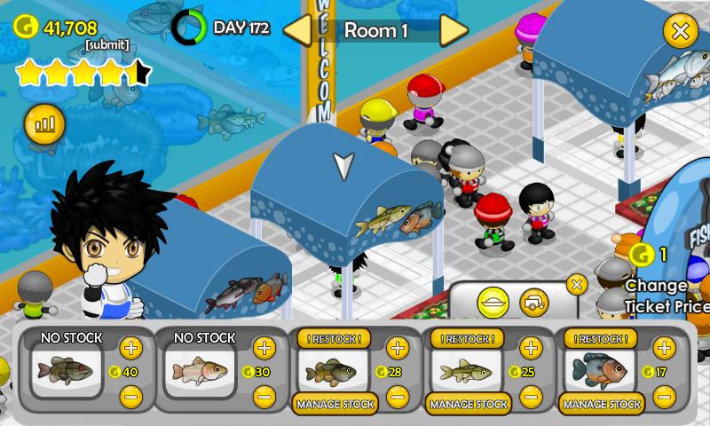 Image Fishtopia Tycoon 2