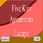 Five kiev Apartment Escape Escape007Games