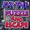 Fix The Puzzle And Escape