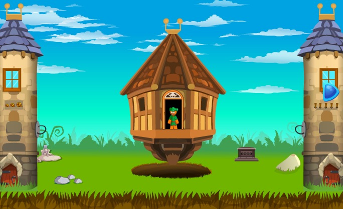 Floating House Rescue Games2Jolly