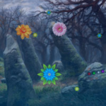 Flower Fantasy Forest BigEscapeGames