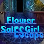 Flower Sales Girl Escape Games4King