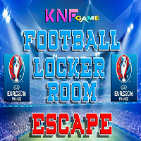 Football Locker Room Escape KNFGames