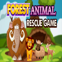 Forest Animal Rescue Game MeenaGames