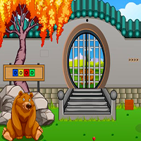 Forest Baby Bear Rescue Games2Jolly