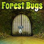 Forest Bugs Escape Games4King