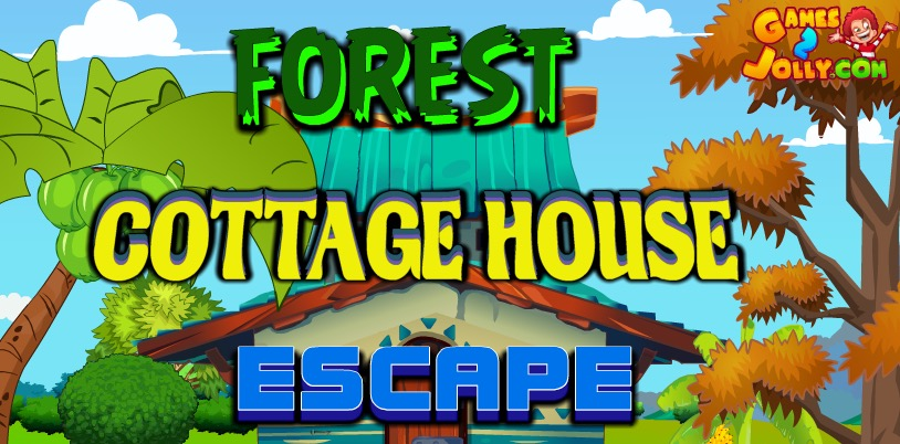 Forest Cottage House Escape Games2Jolly