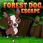 Forest Dog Escape Games4King