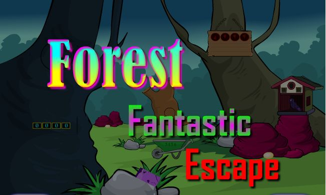 Forest Fantastic Escape