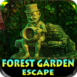 Forest Garden Escape Games4King