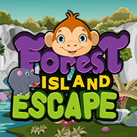 Forest Island Escape