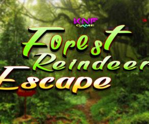 Forest Reindeer Escape KNFGames