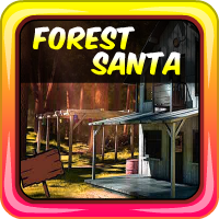 Forest Santa Escape AVMGames