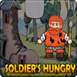 Forest Soldiers Hungry Escape Games2Jolly