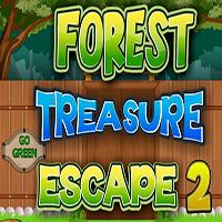 Forest Treasue Escape 2 Games2Jolly