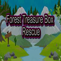 Forest Treasure Box Rescue TheEscapeGames