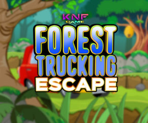 Forest Trucking Escape KNFGames