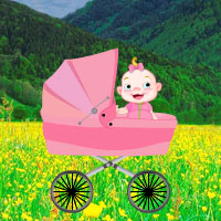 Forest Valley Baby Rescue Games2Rule