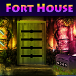 Fort House Escape Games4King