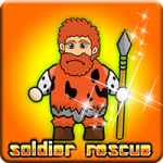 Fort Soldier Rescue Games2Jolly
