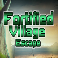 Fortified Village Escape 5nGames