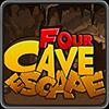 Four Cave Escape
