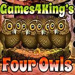 Four Owls Escape