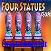 Four Statues Escape Walkthrough