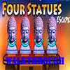 Four Statues Escape Walkthrough