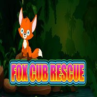 Fox Cub Rescue TheEscapeGames