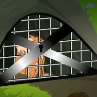 Fox Escape From Cage EscapeGamesZone