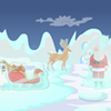 Freeze Santa Escape 1