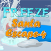 Freeze Santa Escape 4