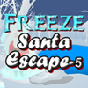 Freeze Santa Escape 5
