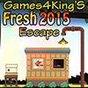 Fresh 2015 Escape
