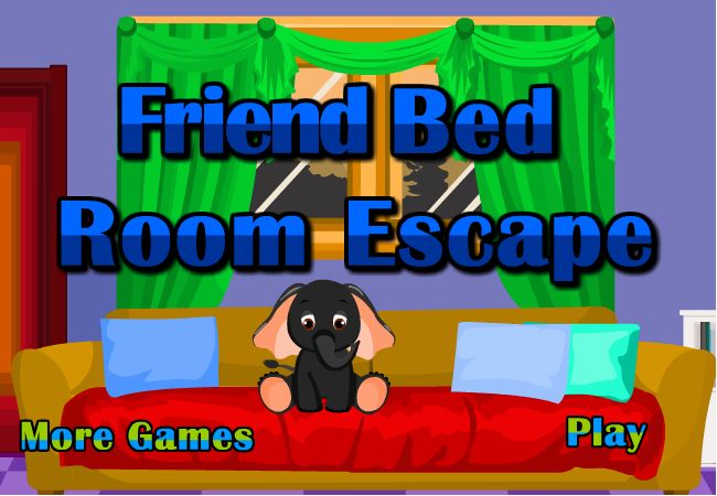 Friend Bed Room Escape