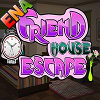 Friend House Escape ENAGames