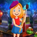 Friendly Girl Escape Games4King
