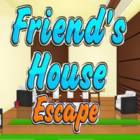 Friends House Escape TollFreeGames