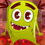 Frightful Creature Escape Games4King