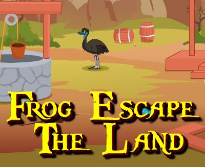 Frog Escape The Land GamesNovel